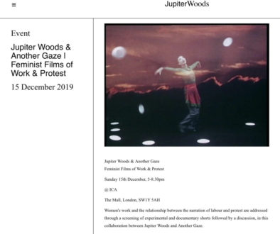 Jupitor Woods Screening